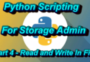 How To Read Write and Update Files In Python Script