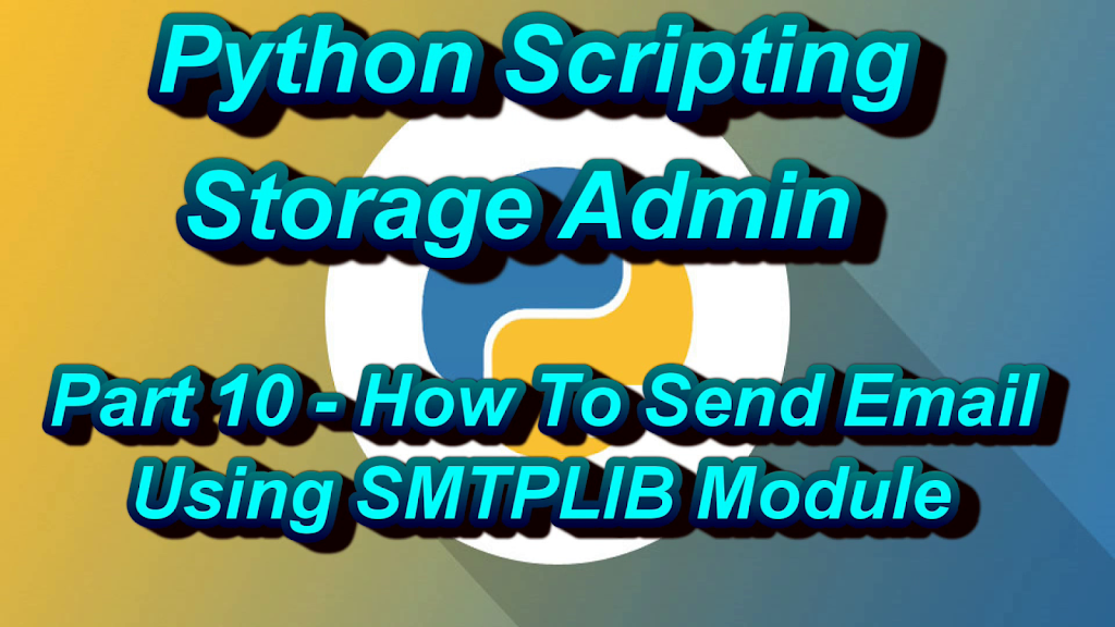 How To Send Email In Python