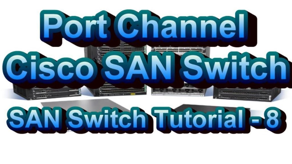 How To Configure F Port Channel Cisco MDS Switch